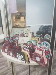 Parade purses